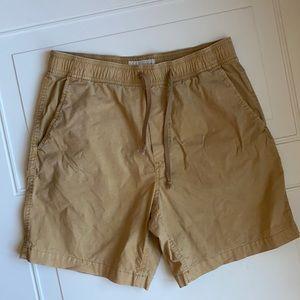 American Eagle Men's Pull On Khaki Shorts XS